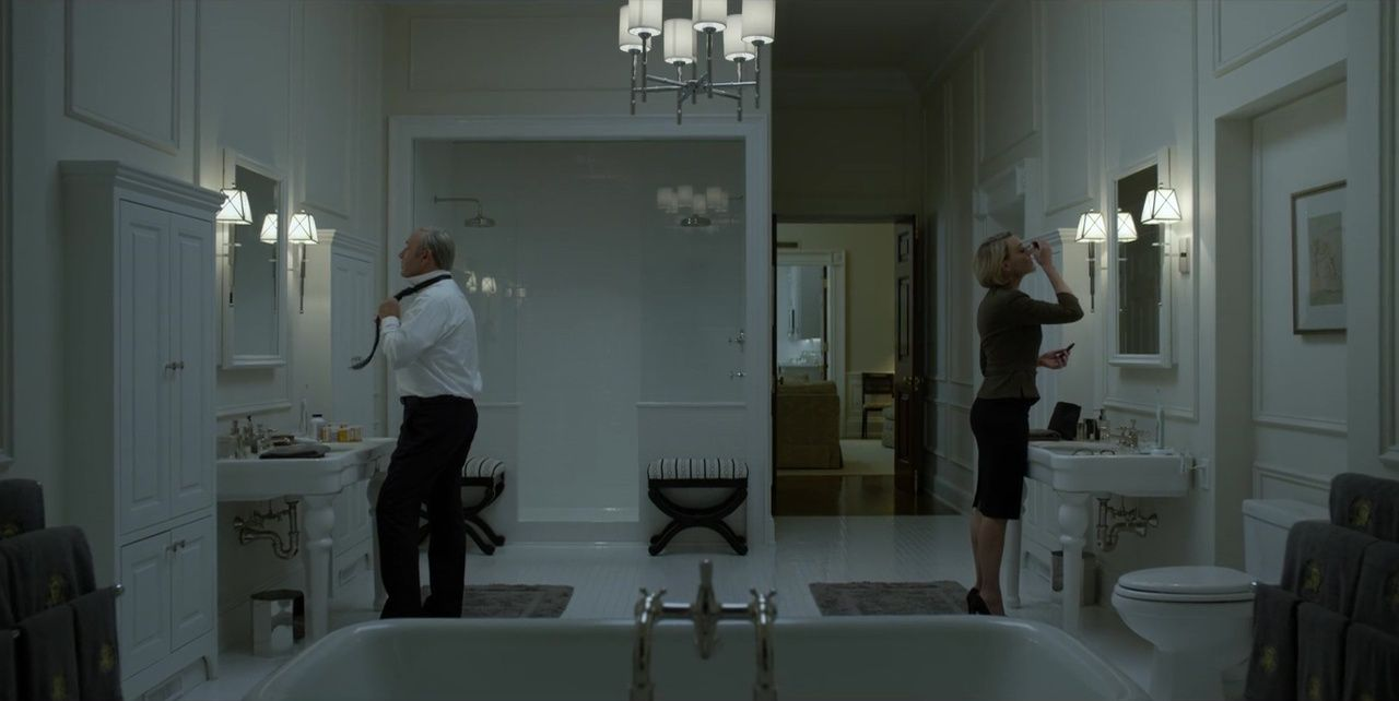House Of Cards Stagione 5 House Stagioni