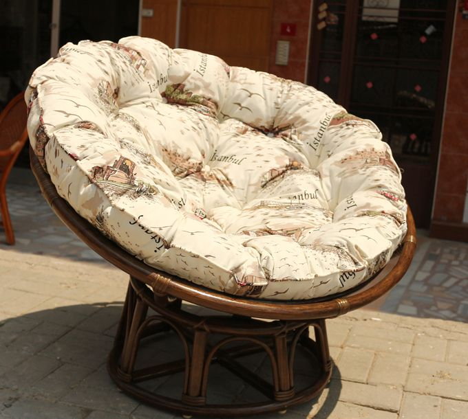 BEBEK ODASI: Organik sallanan sandalye tasarımı…