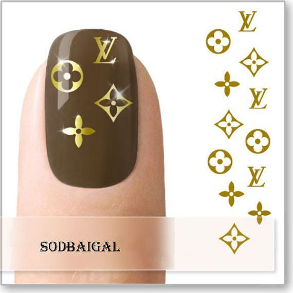 10 Fab Designer Logo Nail Art Looks | Page 4 | MommyNoire | nails ...
