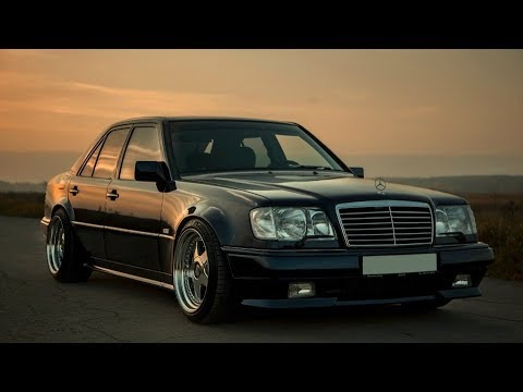 Mercedes Benz W124 500E Widebody Build Project - YouTube ...