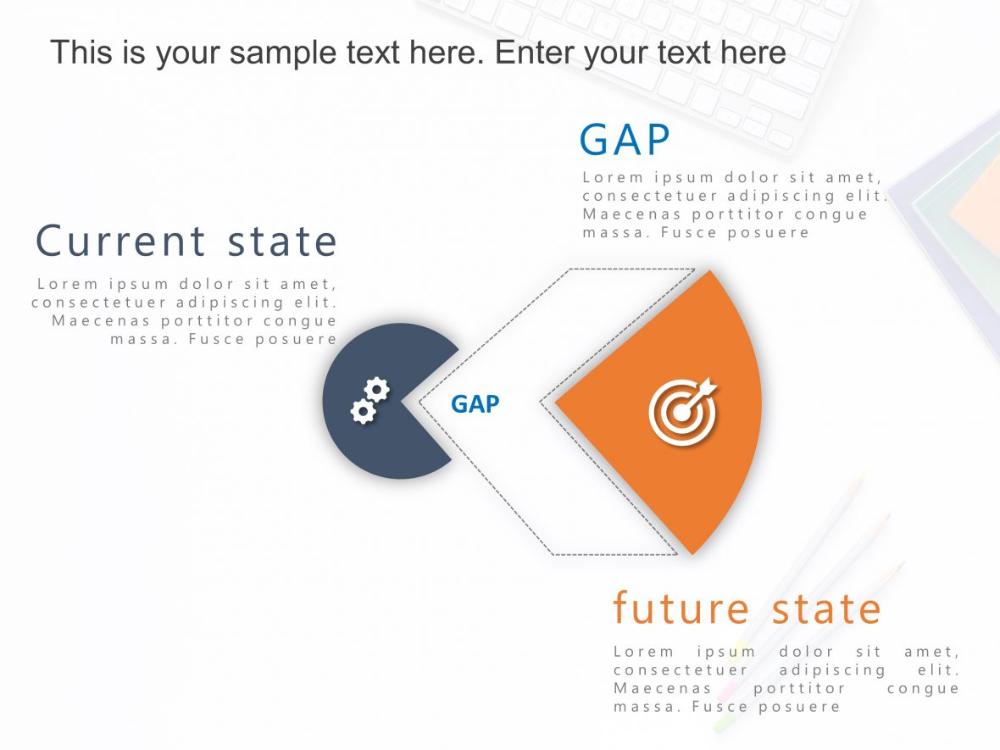 Gap Analysis Powerpoint Template 2 Powerpoint Templates Powerpoint Slide Templates Powerpoint