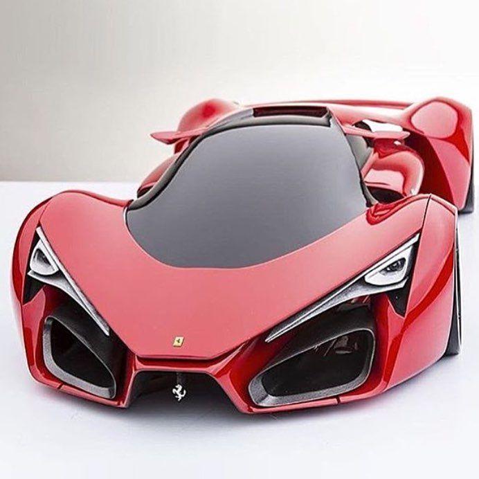 Ferrari F80 Concept �️ What Do You Think?�