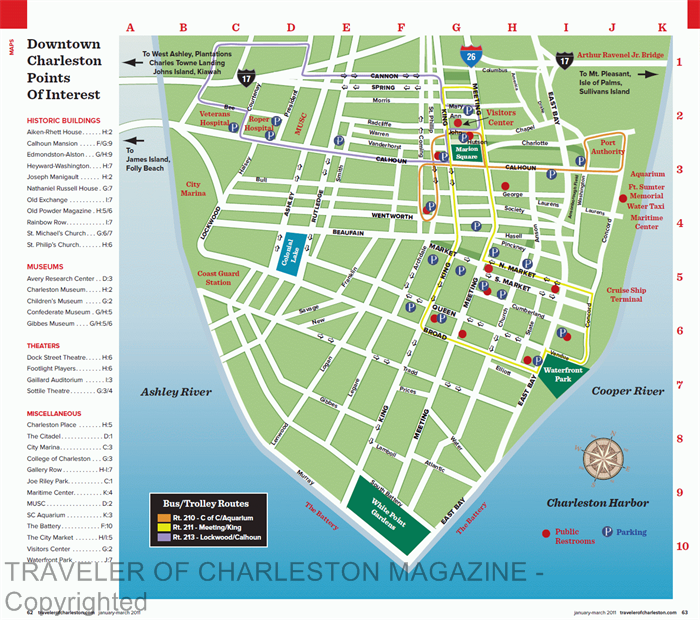 Print Miami Beach Trolley Maps