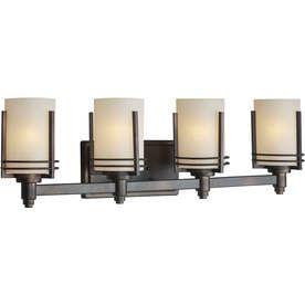 Shandy Light Antique Bronze Standard Vanity Light Lw - Antique bronze bathroom light fixtures