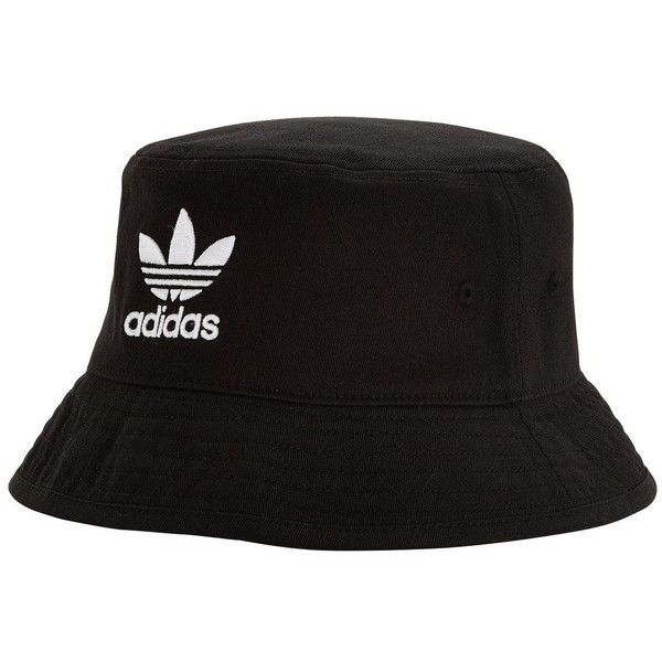 Adidas Originals Bucket Hat ( 24) ❤ liked on Polyvore featuring  accessories 93746c5c6447