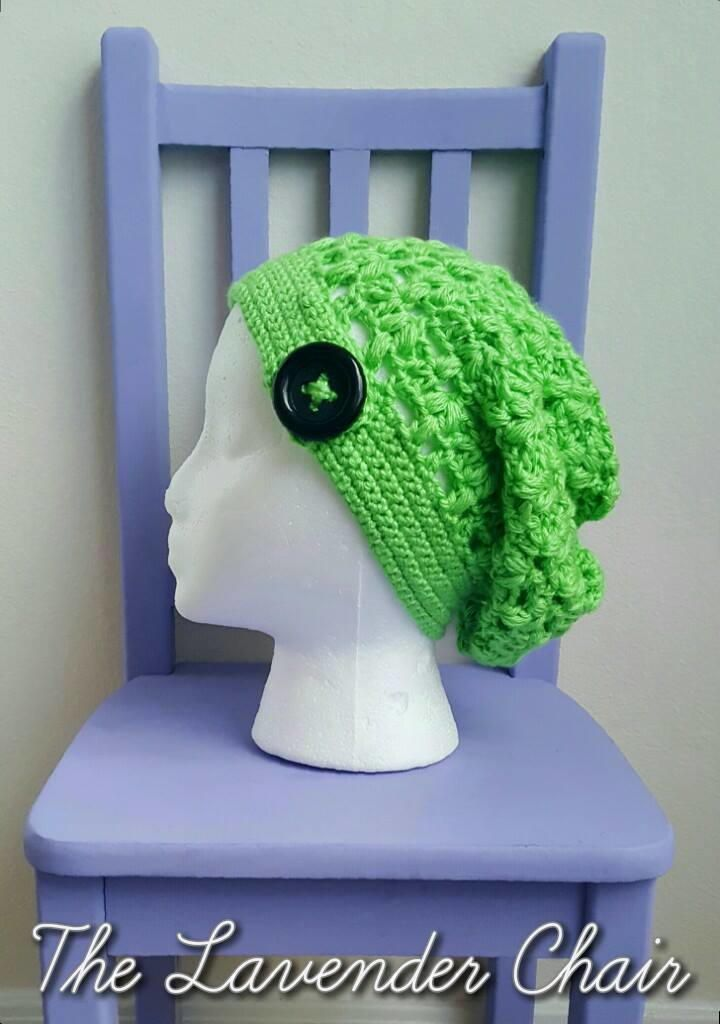 Clover Puff Slouchy Beanie | Crochet hats | Pinterest | Mütze ...