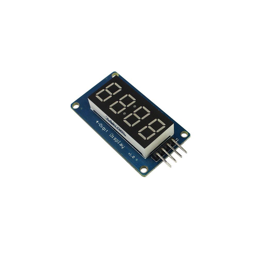 7 segmento LED Keypad Shield for Arduino