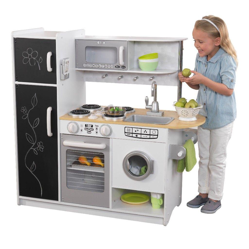Pepperpot Kitchen Kidkraft 53352 In 2019 Kitchen Appliances