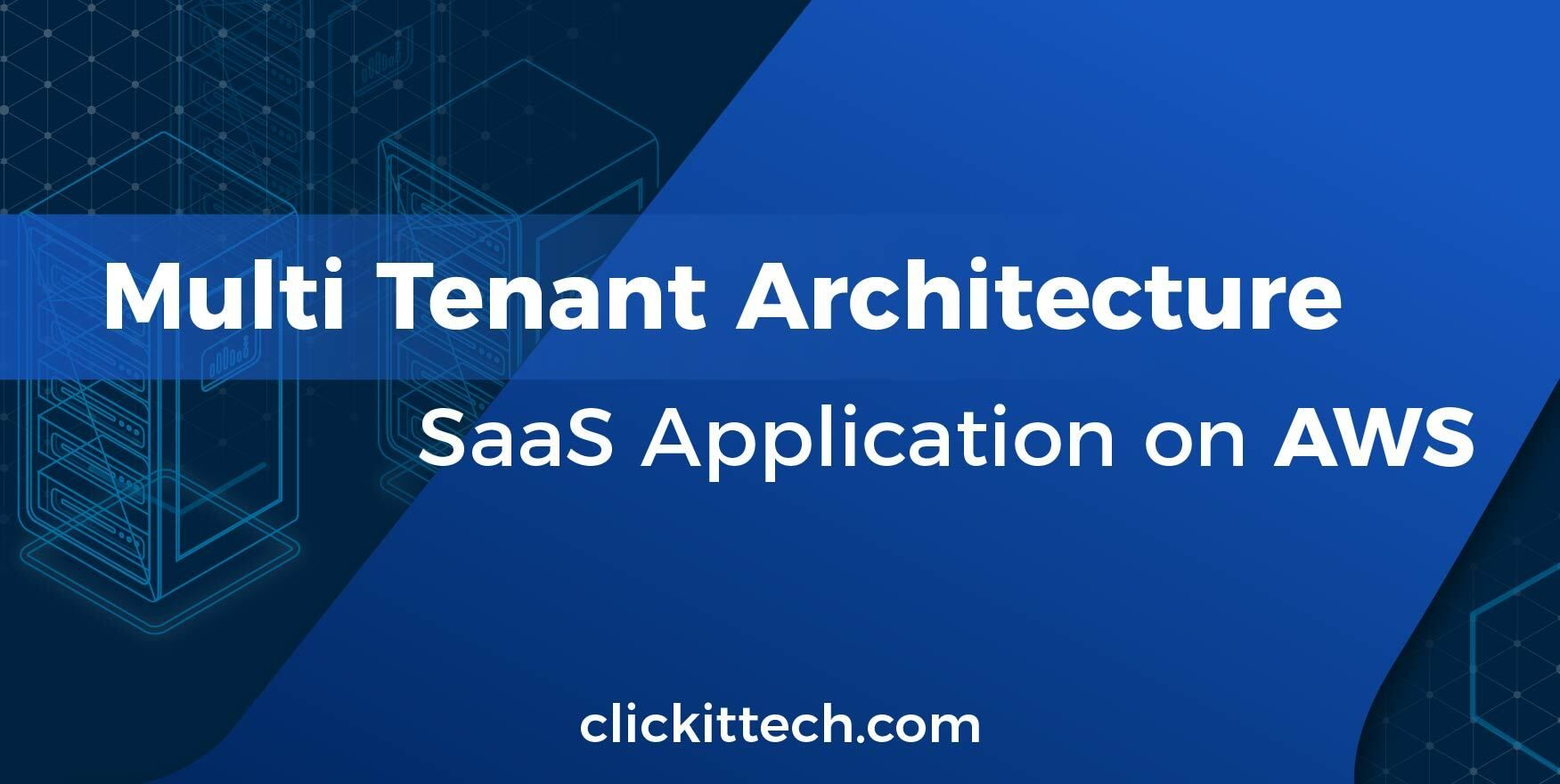 Multi Tenant Architecture Is A Software Architecture That Runs Multiple Single Instances Of The Software On A Single Physical Server Architecture Tenants Saas