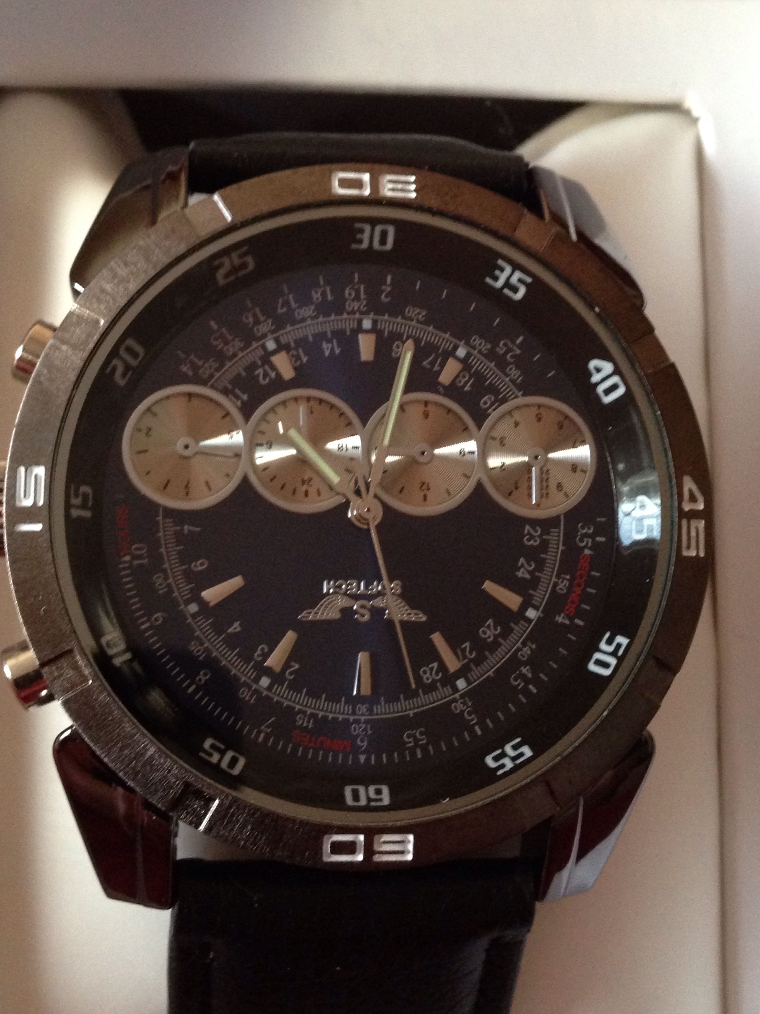 bcf3bc58f23 Watch by Softech London. Find this Pin and more on Luxury Men s Watches ...