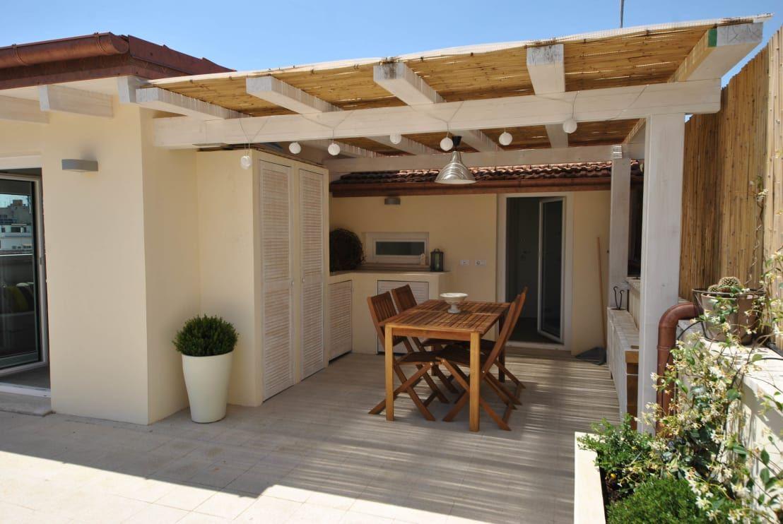 Tenemos para ti algunas ideas interesantes para tu terraza y…