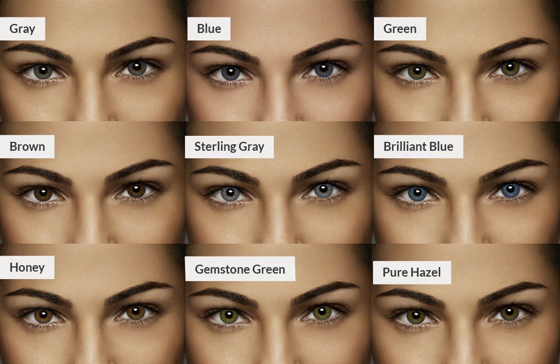 Air Optix Colors Breathable Color Contact lenses that can