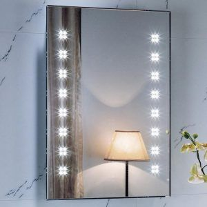 Bathroom mirrors with lights homebase httpwlol pinterest bathroom mirrors with lights homebase aloadofball Images