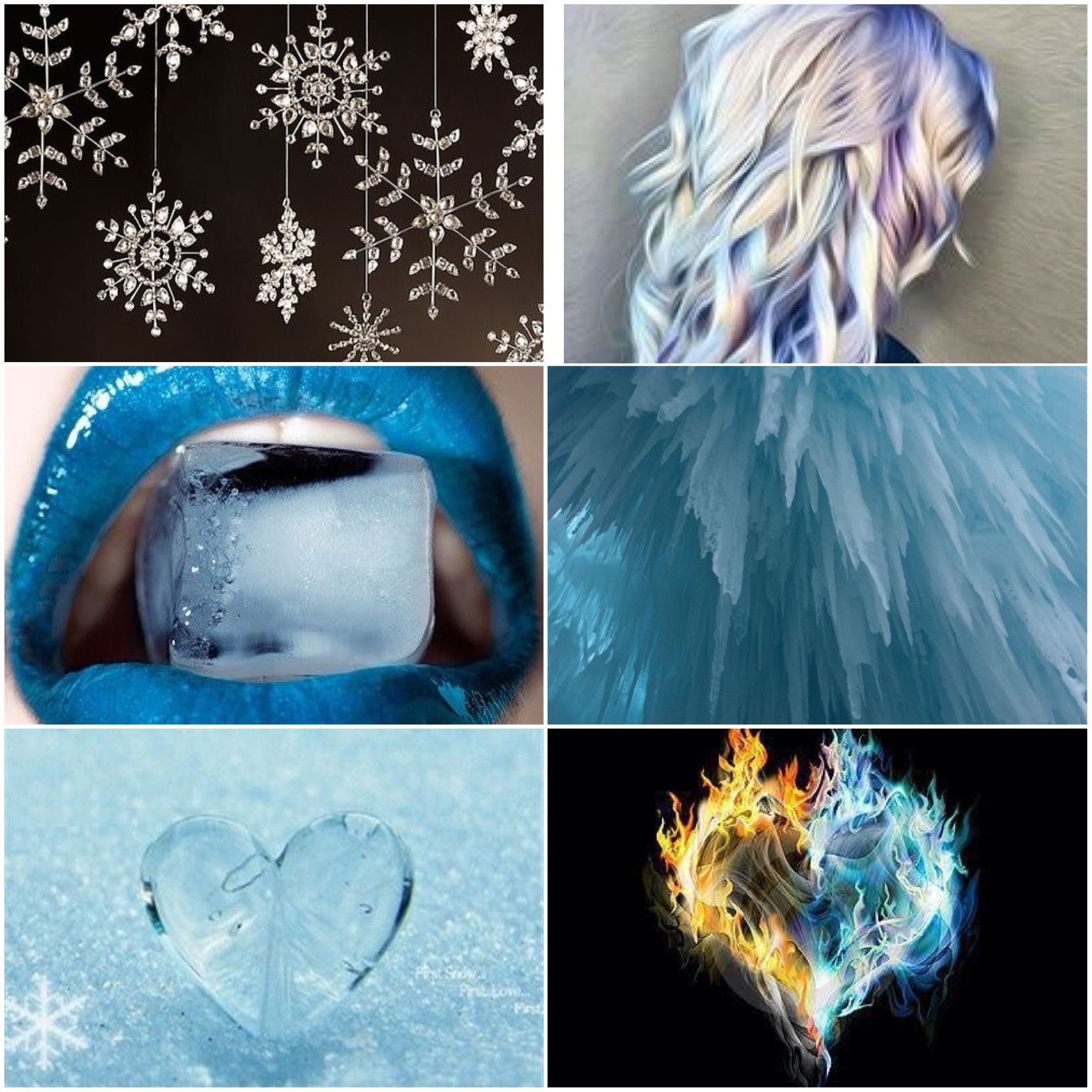 Resultado de imagen de frostblood aesthetic