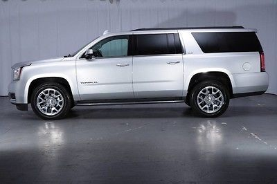 2016 Gmc Yukon 57480 Msrp 9 Passenger 4wd Sle Bluetooth Streaming