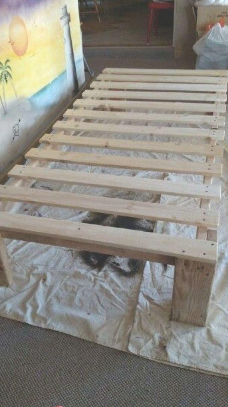 Diy Twin Platform Bed Frame Diy Twin Platform Bed Frame Diy Twin Bed Diy Twin Bed Frame Diy Bed Frame