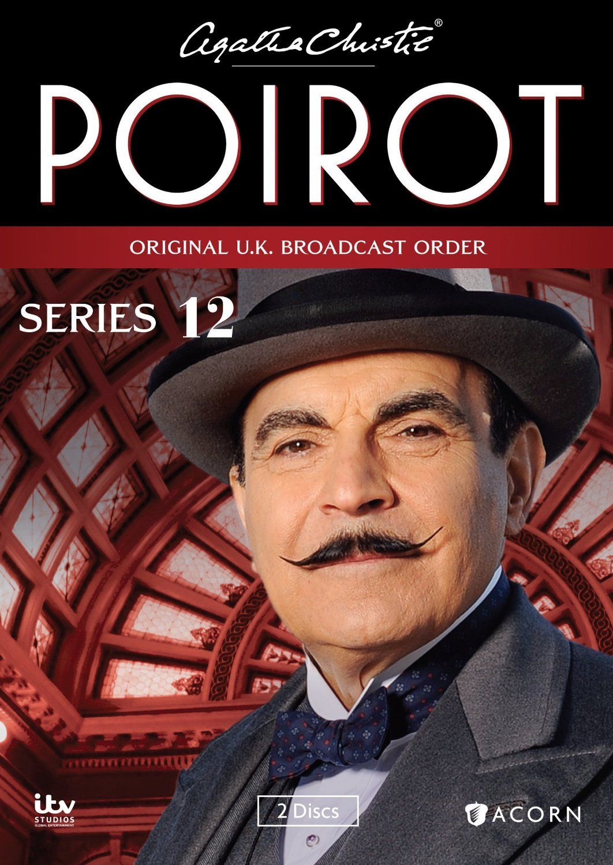 Agatha Christie S Poirot Series 12 Agatha Christie S Poirot Poirot Agatha Christie