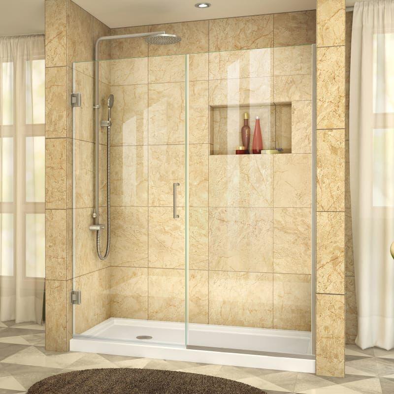 Dreamline Shdr 245757210 In 2020 Shower Doors Frameless Shower