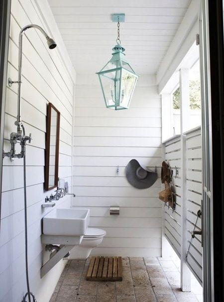 Beautiful Airy Outdoor Showers Outdoor Bathrooms Home Outdoor