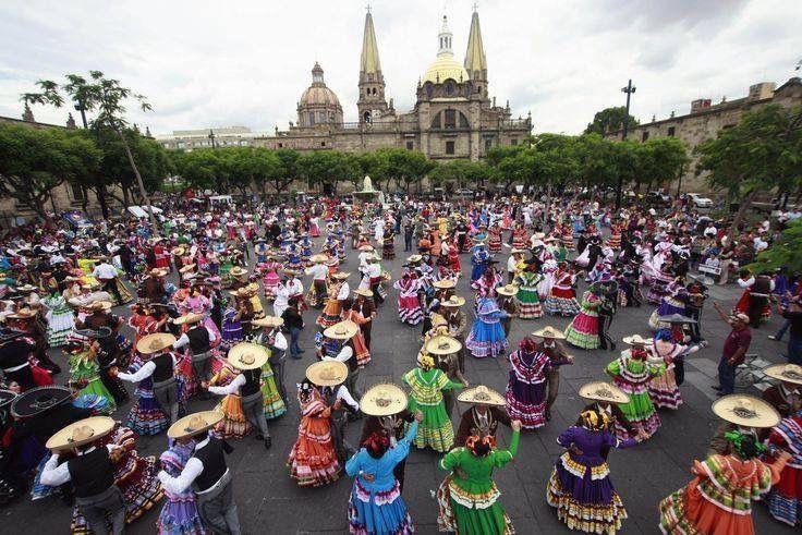 Guadalajara. Fiestas de Octubre!   Guadalajara, Mexico, Mexican ...