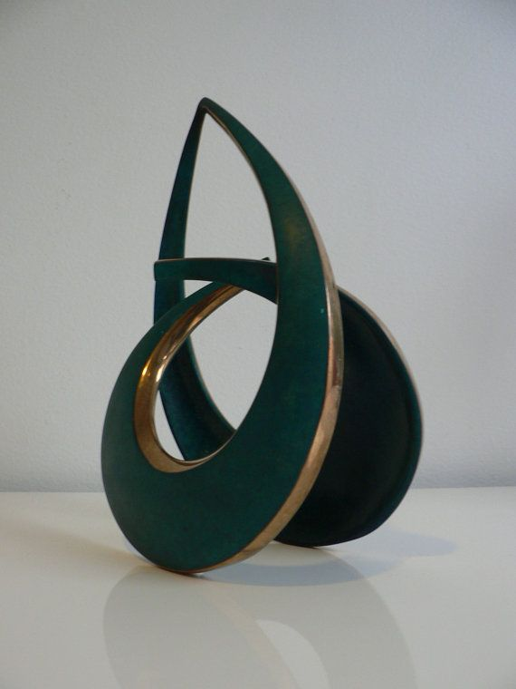 organic metal sculpture - Google Search | Sculptured | Pinterest ...