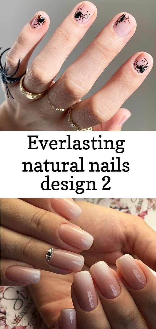 There are more than 80 models of nature nails from Betina Goldstein. There are no rich colors nor exaggerated patterns. Everything is so comfortable a…