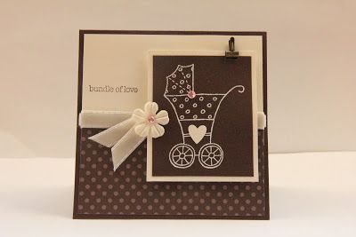 Love this baby card!