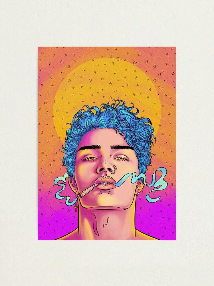 Pin On Art Cartoon boy smoking weed wallpaper