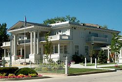 Governor S Mansion Carson Not Open Regularly Mansions Virginia City National Register Of Historic Places
