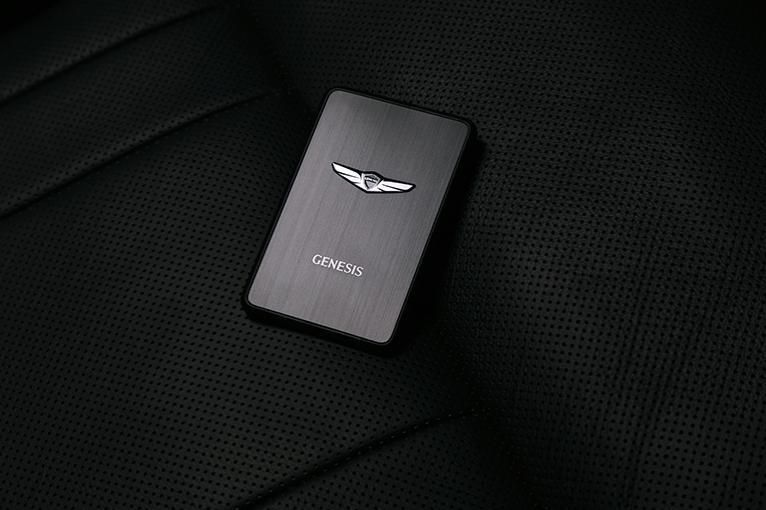 2017 2018 Genesis G80 Card Key F249 Genesis Design Home App Hyundai Genesis