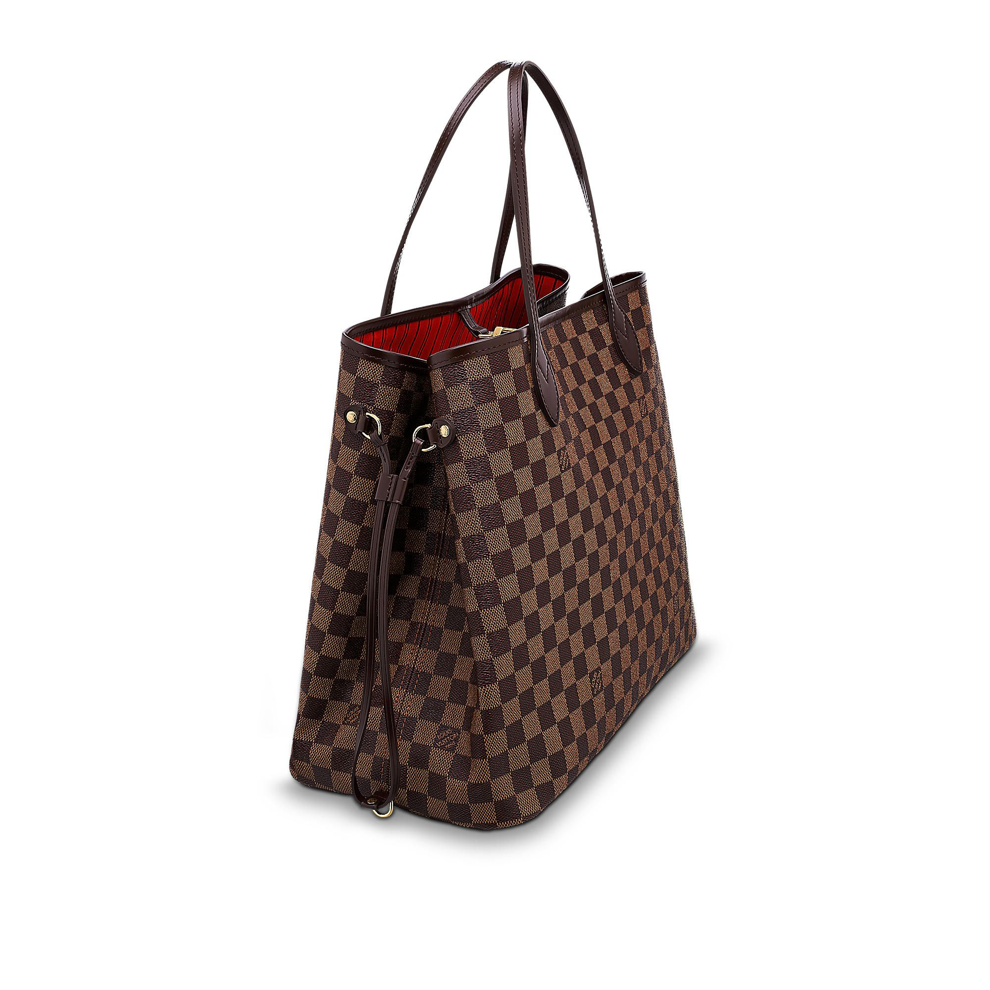 e67b6a6771bc louis vuitton tote - Google Search. Louis vuitton damier ebene neverfull MM  ...