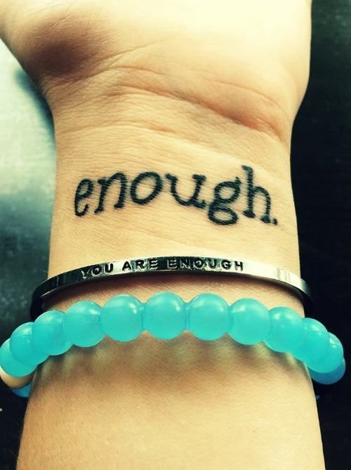 21 Powerful Recovery Tattoos For Eating Disorder Survivors