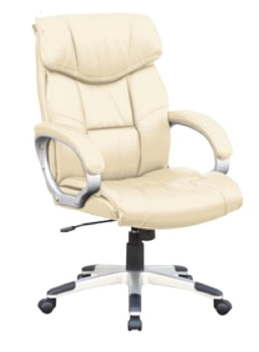 Office Chair Cream Leather Custom Home Furniture Check More At Http