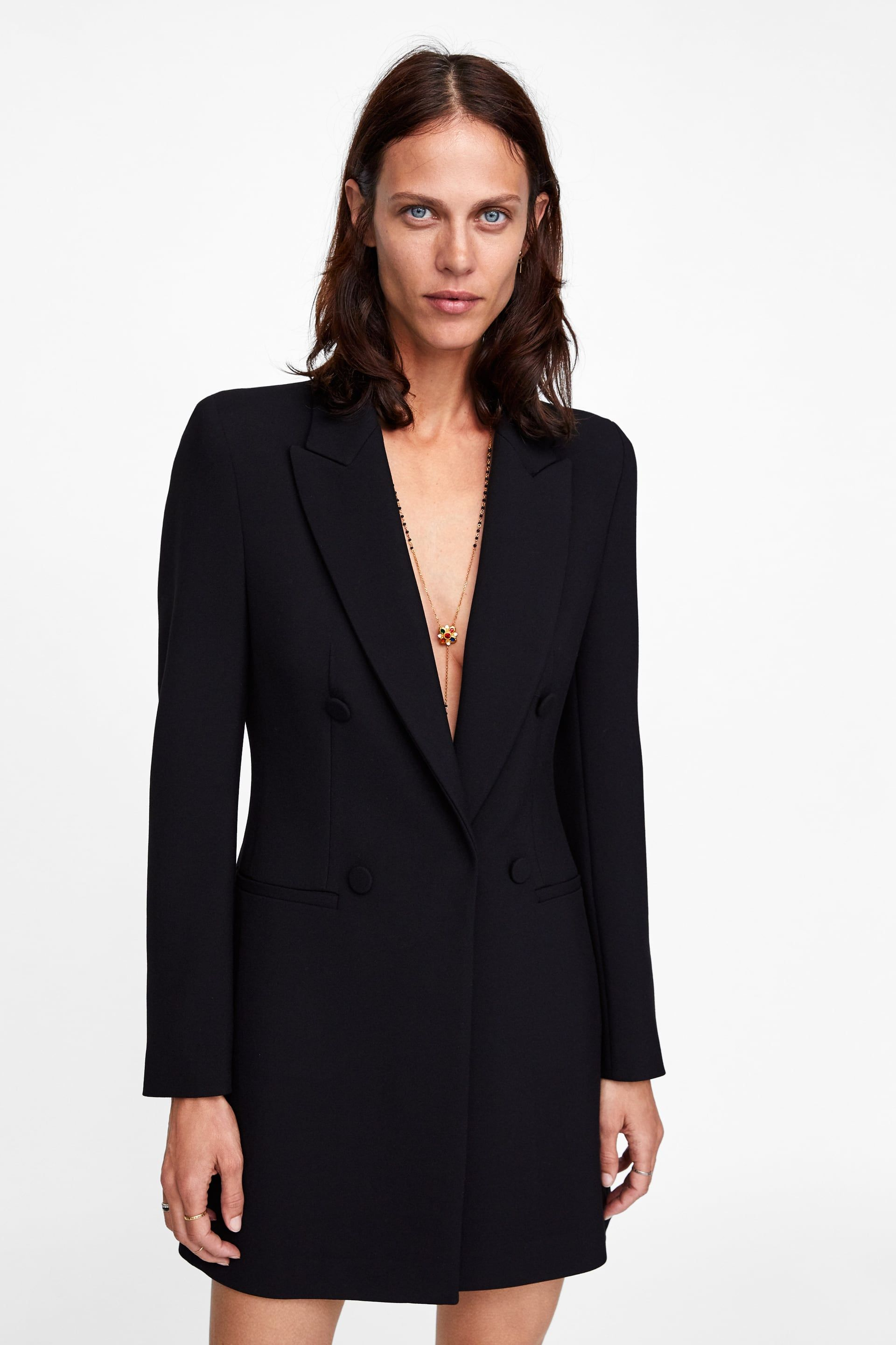 3e25bf84 Image 6 of TAILORED FROCK COAT from Zara Casual Blazer Women, Casual Dresses  For Women