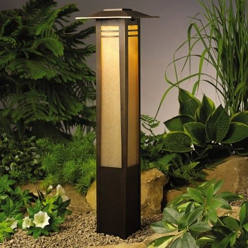 Kichler Lighting Zen Garden Column Path Light