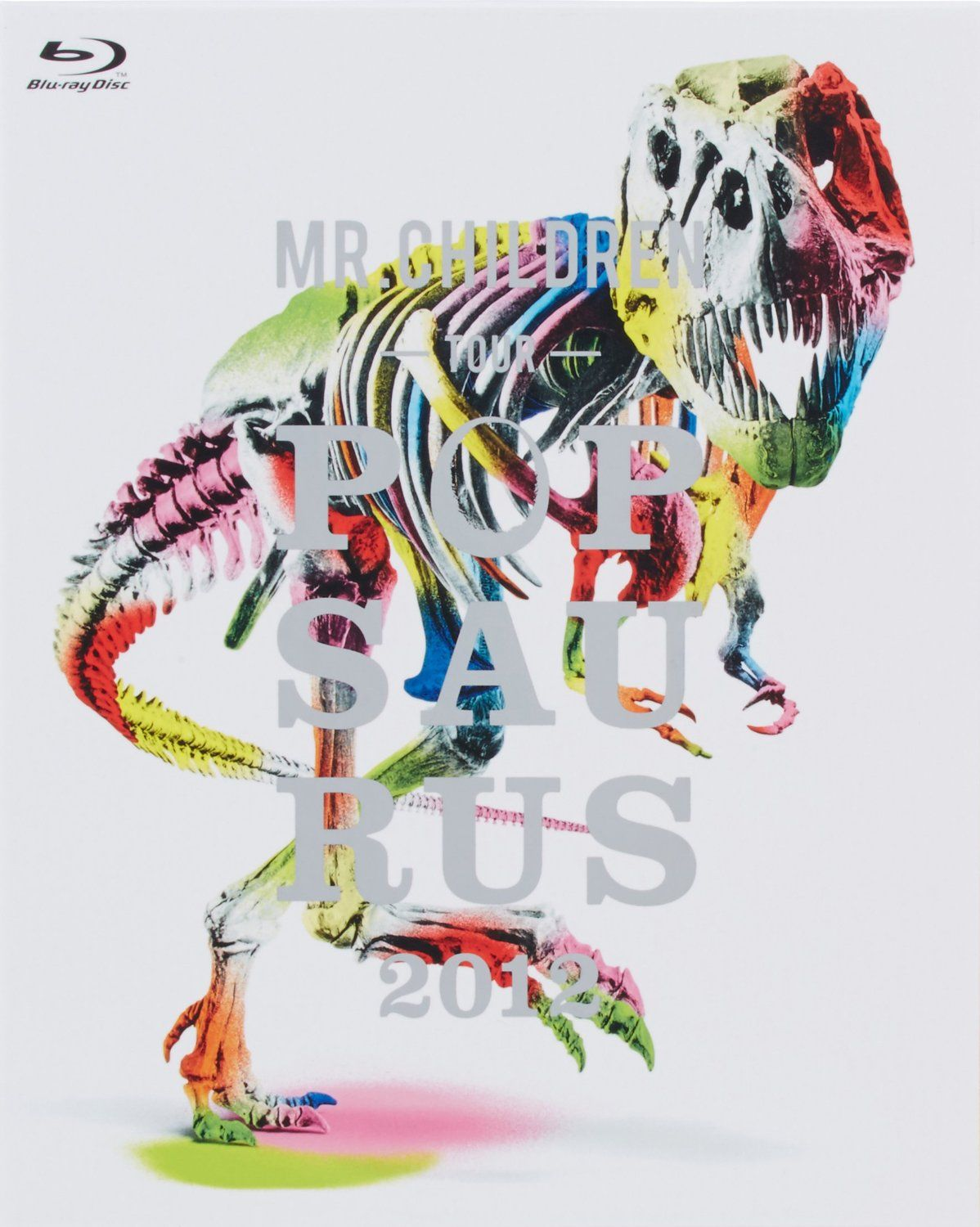 LIVE Blu-ray Mr.Children TOUR POPSAURUS 2012 DVD・ブルーレイ|Amazon.co.jp (アマゾン)