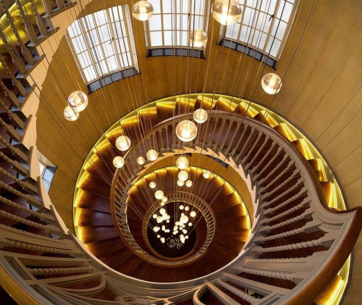 Best The Famous Spiral Staircase In Heal S London Uk 400 x 300