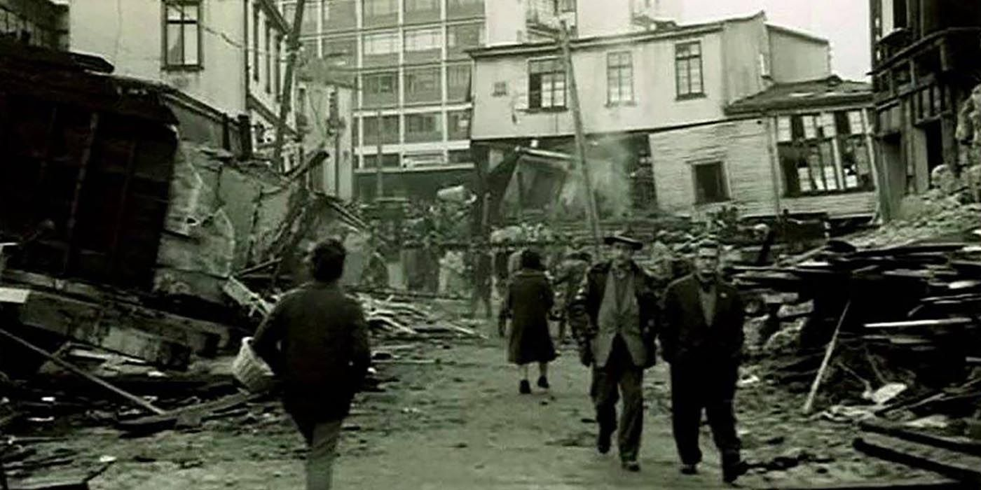 El Terremoto Más Fuerte De La Historia Ocurrió En Chile En La Ciudad De Valdivia No Obstante Este No Fue El Terremoto Desastres Naturales Santiago De Chile