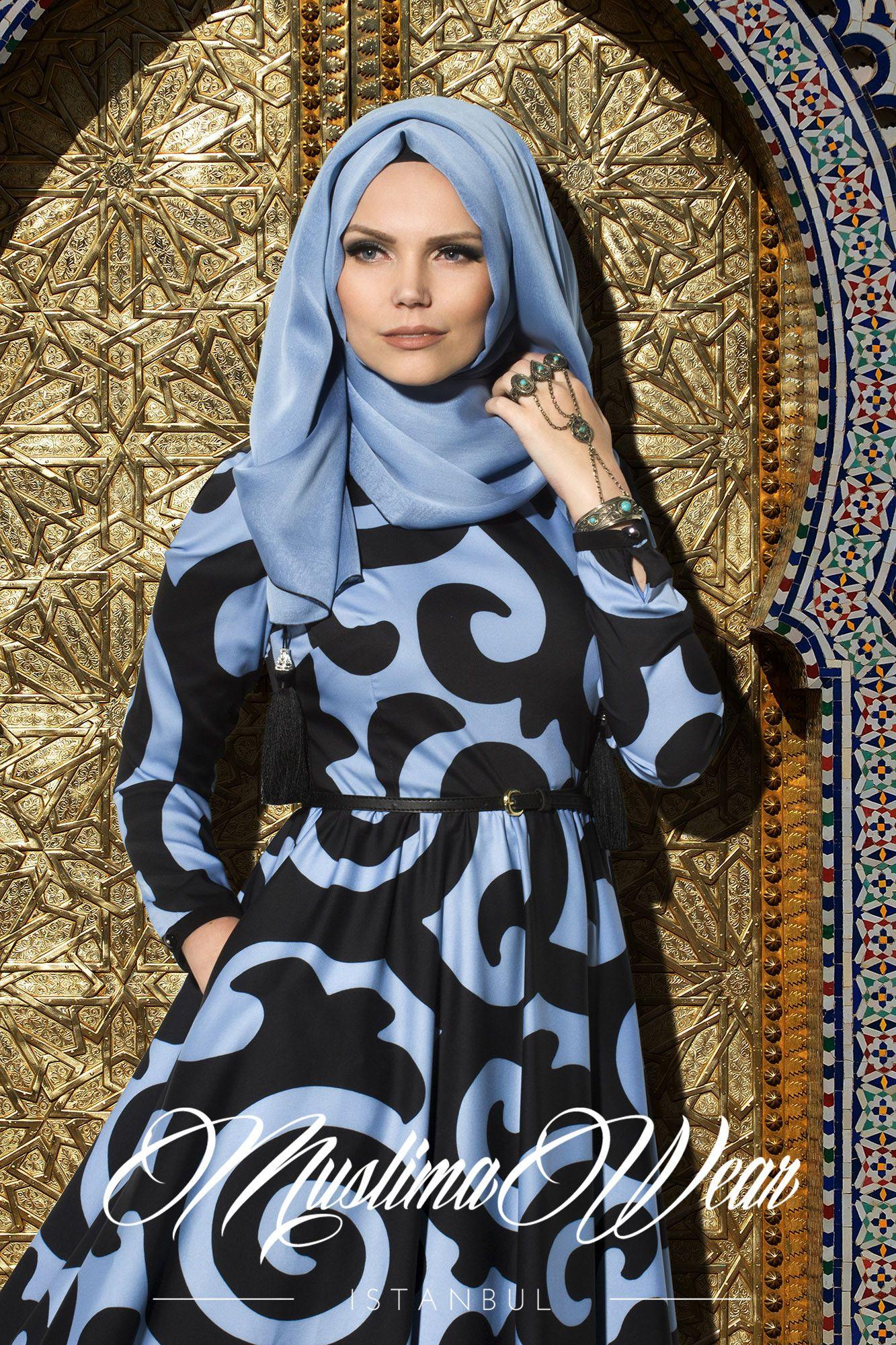 Muslima Wear Design and Styling   Islamic fashion dresses
