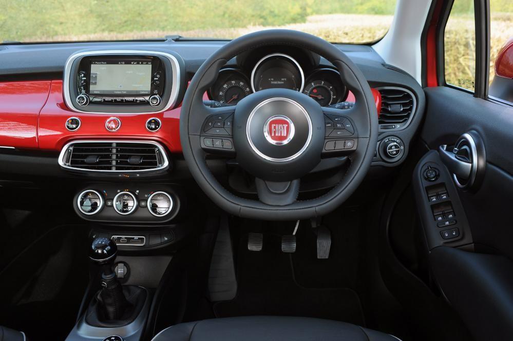 Fiat 500x 1 6 Multijet Cross Fiat Fiat 600 Suv Reviews