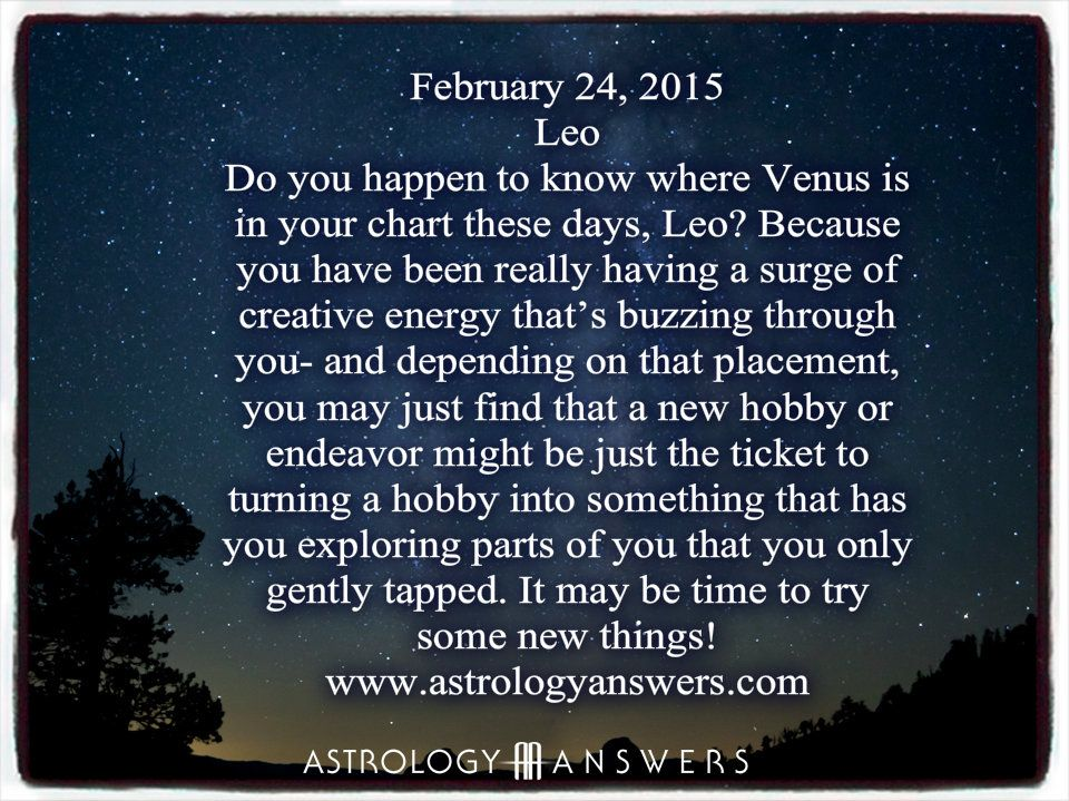 february 24 horoscope for capricorn