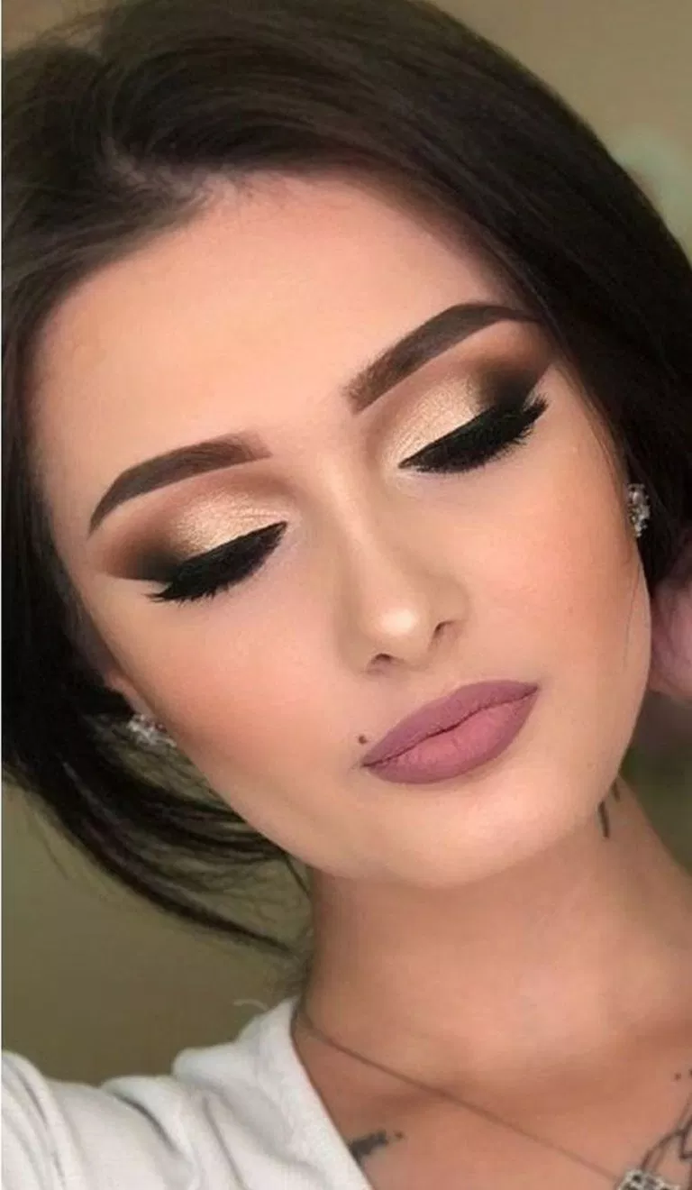 34 tips easily eye makeup for women 2019 2020 26 Natural