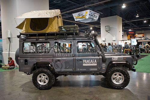 Landrover Defender Pangaea Land Rover Expedition Vehicle Land Rover Defender