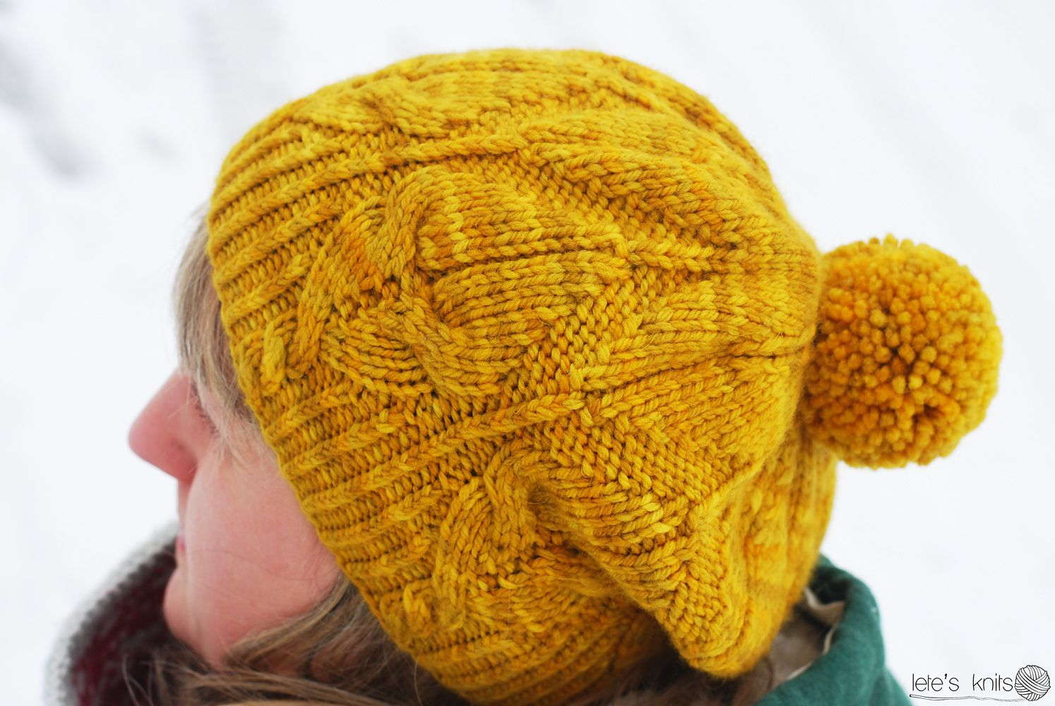 Ravelry: Fuego Hat by Justyna Lorkowska