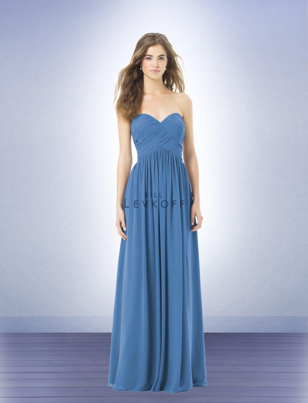 Bridesmaid Dress Style 386 - Bridesmaid Dresses by Bill Levkoff - Laura's dress