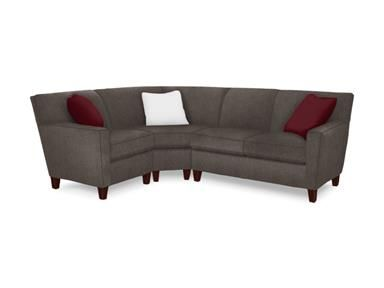Carol House Craft Master Sectional Shop For Craftmaster Sectional