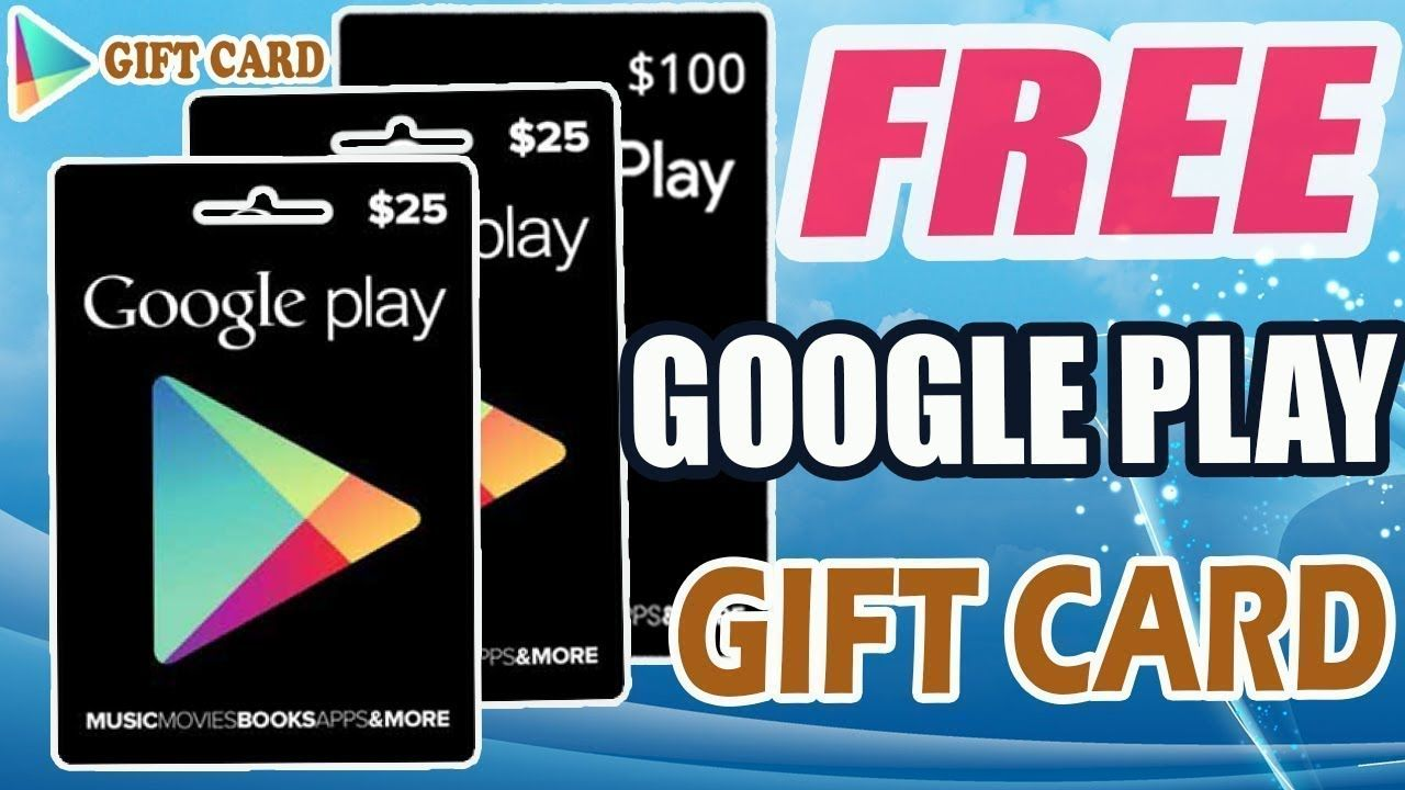 Introduction of Google Play Gift Card Generator 2017:
