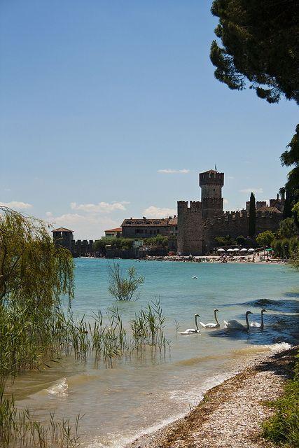 Castle Sirmione - Brescia, Lombardy, Itlay