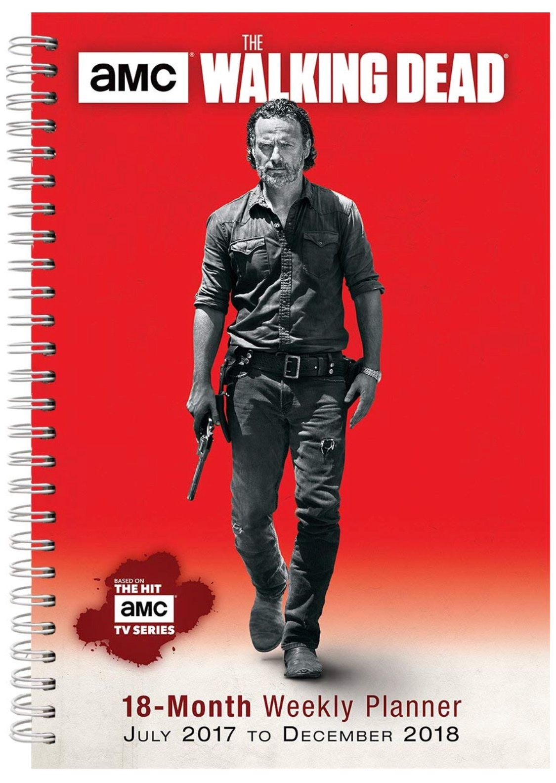 The Walking Dead Engagement Calendar The Walking Dead Amc Walking Dead The Walking Dead Merchandise