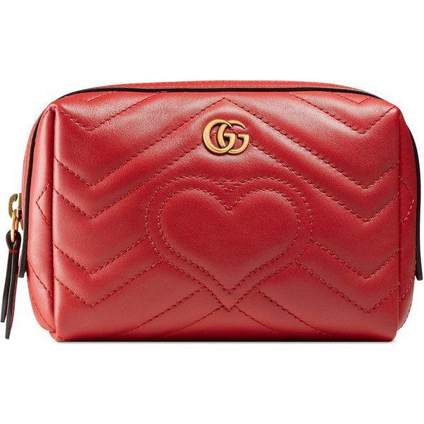 472bdd53c71 Gucci Gg Marmont Cosmetic Case (11